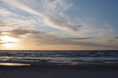 Mer baltique 2 Images libres de droits