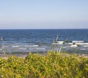 Mer baltique, Lithuanie Photographie stock libre de droits