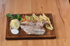 Mer Bass Fish Photographie stock