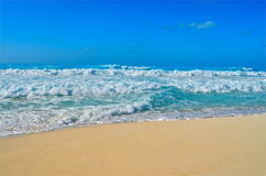 Mer bleue 3 Image libre de droits