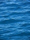 Mer bleue claire Image stock