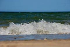 Mer Bubbles Image libre de droits