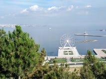 Mer Caspienne photographie stock libre de droits