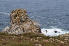 Mer celtique Photo libre de droits