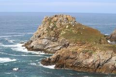 Mer celtique Image libre de droits