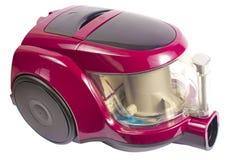 mer cleaner modernt vakuum Arkivbild