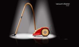 mer cleaner vakuum vektor illustrationer