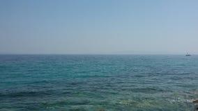 Mer d'été photo libre de droits