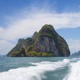 Mer d'île de nature de la Thaïlande photographie stock libre de droits