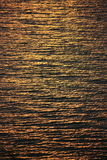 Mer d'or Image stock