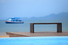 Mer d'Andaman Photo stock