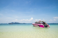 Mer d'Andaman 4 Images libres de droits