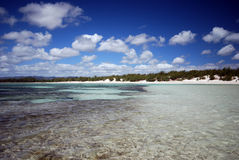 Mer d'Emeraude Island in Madagascar. Mer d'Emeraude in Diego Suarez bay, Madagascar stock photo