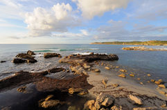 mer d'horizontal photos libres de droits