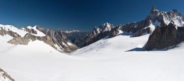 mer de вдавленного места du geant glace Стоковая Фотография RF