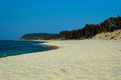 Mer de Baltick Photographie stock