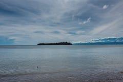 Mer de Bismark Photo stock