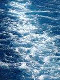 Mer de Bleu Photos libres de droits