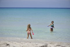 Mer de Carebbean, Cuba, Varadero photo stock