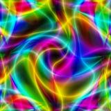 Mer de couleur. Image stock
