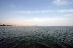 Mer de la Galilée Photographie stock libre de droits