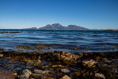 Mer de la Norvège Photos stock