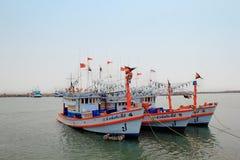 Mer de la Thaïlande Photographie stock libre de droits
