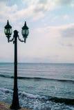 Mer de lanterne Photos stock