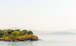 Mer de Marmor Photo libre de droits