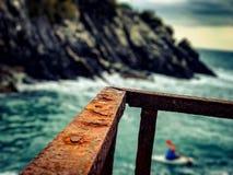 Mer de mer de La de sur de rouille de La Image stock
