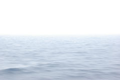 Mer de Moivng Photo libre de droits