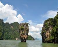 Mer de Phuket Images libres de droits