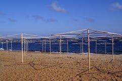 mer de plage Image libre de droits