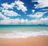 mer de plage Photo stock