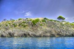 Mer de Salento Images libres de droits