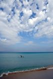 Mer de San Vito Image stock