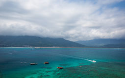 Mer de sud de la Chine photos stock