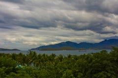 Mer de sud-Vietnams Photographie stock libre de droits
