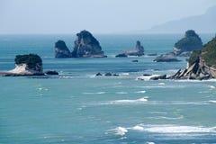 Mer de Tasman Images stock