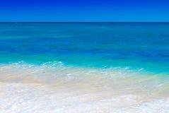 Mer de turquoise Image stock