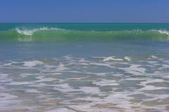 Mer de turquoise image libre de droits