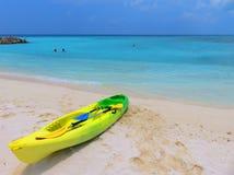 Mer des îles des Maldives photos stock