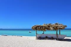 Mer des Caraïbes Images libres de droits