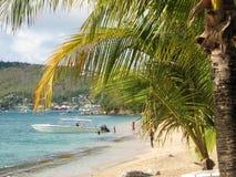 Mer des Caraïbes Photos libres de droits
