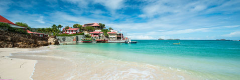 Mer des Caraïbes Image stock