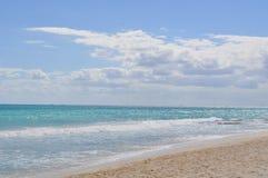 Mer des Caraïbes Photographie stock libre de droits