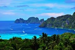 Mer des rêves en Thaïlande du nord Photo stock