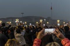 Mer des téléphones portables Photo libre de droits