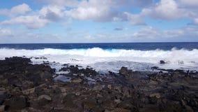 Mer du Pacifique photographie stock libre de droits