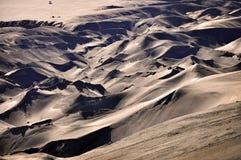 Mer du sable Photos libres de droits